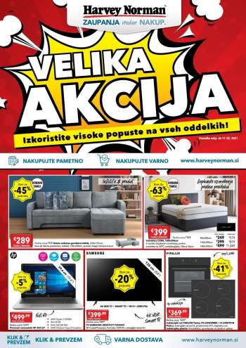 Harvey Norman katalog - 28.01.2021 - 17.02.2021.